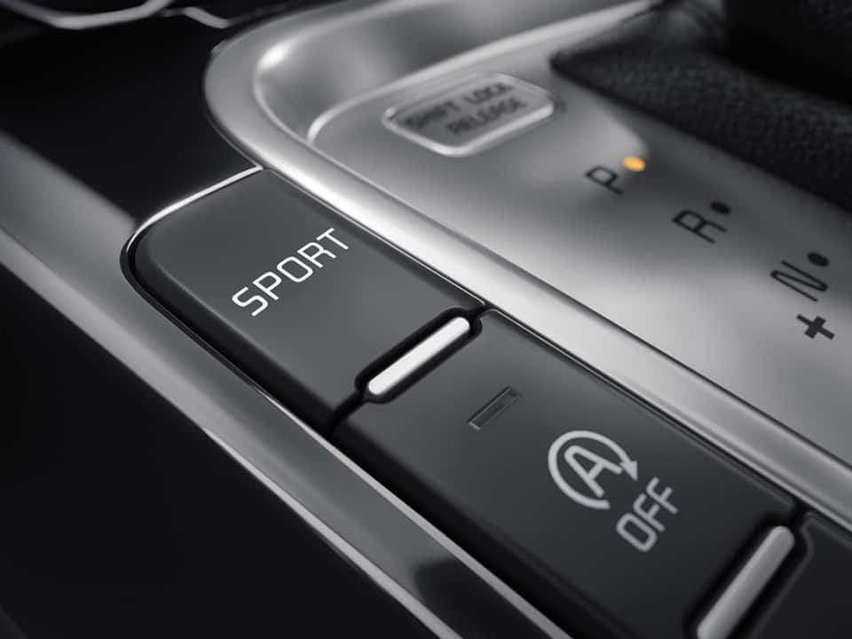 Kia XCeed mit Drive Mode Select